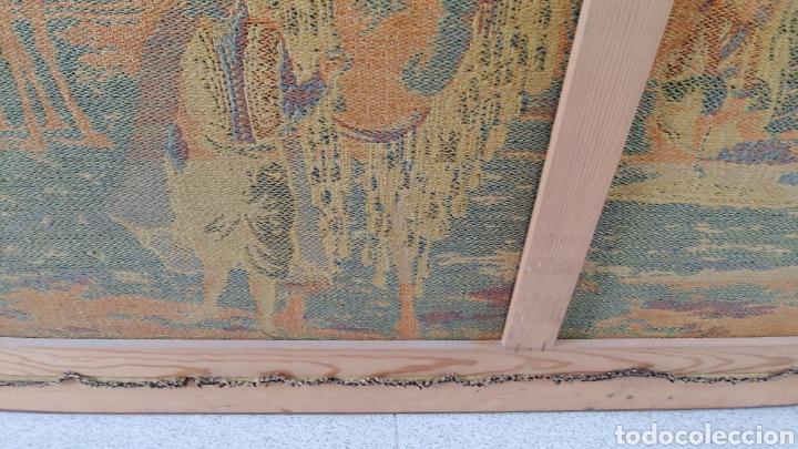 Antigüedades: Antiguo tapiz marroquí año 1900 - Foto 6 - 219675805