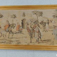 Antigüedades: ANTIGUO TAPIZ MARROQUÍ AÑO 1900. Lote 219675805