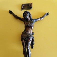 Antigüedades: LOTE DE FIGURAS RELIGIOSAS BUENAS CONDICIONES. LEER DESCRIPCIÓN. Lote 219703276