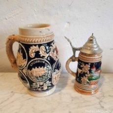 Antigüedades: PAREJA DE JARRAS. Lote 219742251