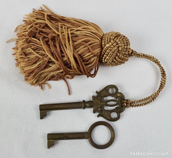 Antigüedades: VAJILLA LAS FLORES DALINIANAS CON EXPOSITOR. 59 PIEZAS. PORCELANAS BIDASOA. 1990. - Foto 51 - 219828140