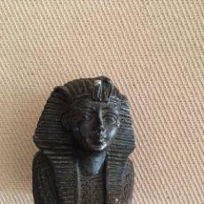 Antiquités: MÁSCARA DE TUTANKAMÓN- EGIPTO. Lote 219831091