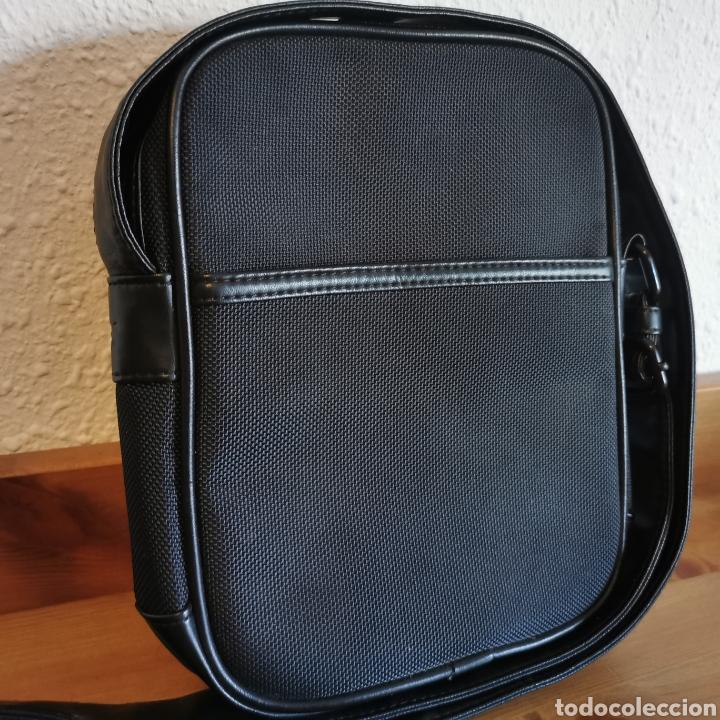 Antigüedades: Bandolera / bolso de hombre CELIO sin apenas uso. 240x200x40mm - Foto 2 - 220065510