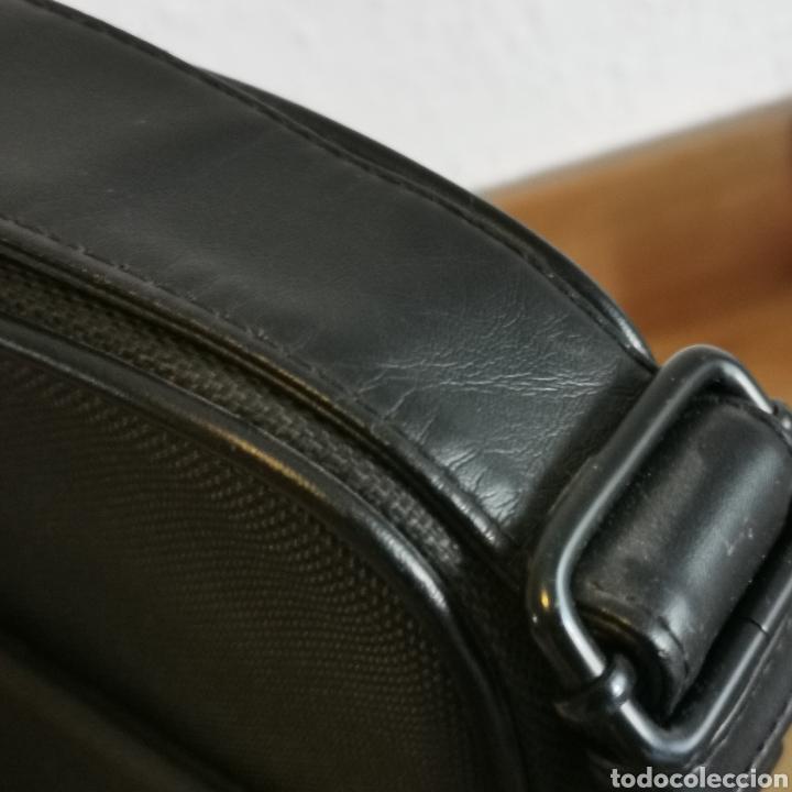 Antigüedades: Bandolera / bolso de hombre CELIO sin apenas uso. 240x200x40mm - Foto 4 - 220065510