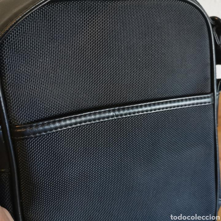 Antigüedades: Bandolera / bolso de hombre CELIO sin apenas uso. 240x200x40mm - Foto 5 - 220065510