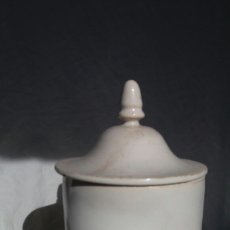 Antigüedades: ALBARELO DE FARMACIA SIGLO XVIII XIX. Lote 220065950