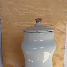 Antigüedades: ALBARELO DE FARMACIA SIGLO XIX. Lote 250971390