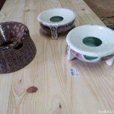 Antigüedades: ESCUPIDERA ANTIGUA. Lote 220086591