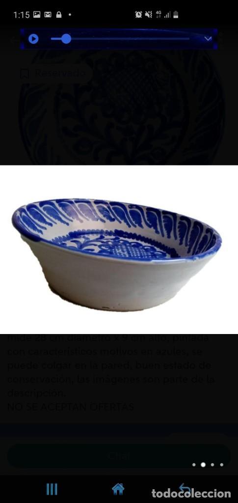 Antigüedades: Antigua fuente de fajalauza - Foto 2 - 220129391