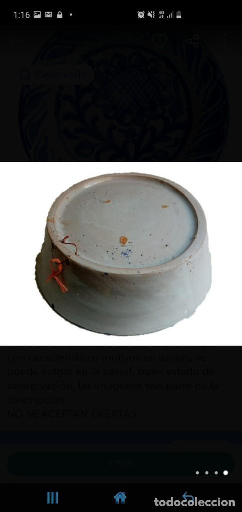 Antigüedades: Antigua fuente de fajalauza - Foto 4 - 220129391