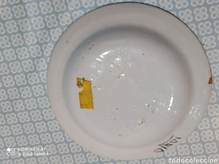 Antigüedades: Antiguo plato murciano Lario principios siglo XX - Foto 10 - 220418175
