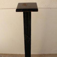 Antigüedades: PEANA JARDINERA REPINTADA. Lote 220447052