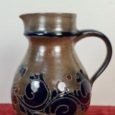 Antigüedades: JARRA DE CERÁMICA. HECHA A MANO. PAUL KRUFT. ALEMANIA. 1997.. Lote 220460996