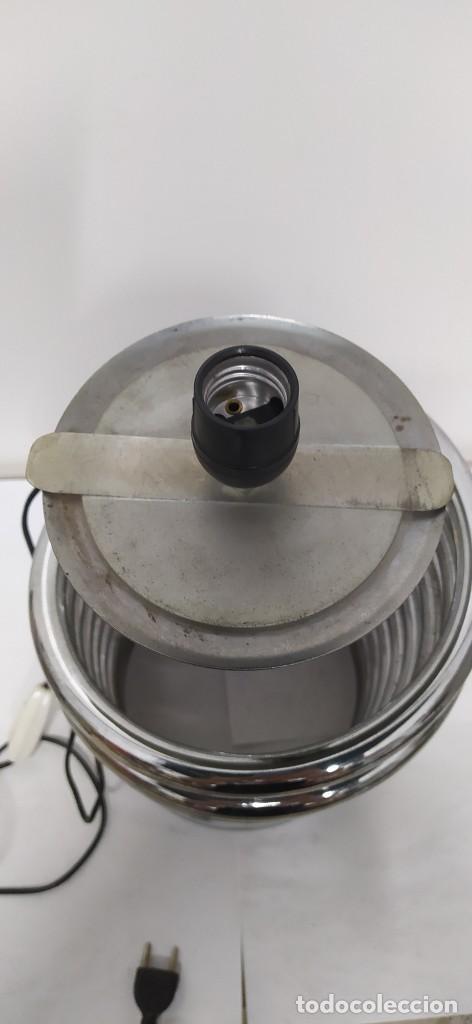 Antigüedades: Lámpara fase modelo Galaxia. Falta la tulipa - Foto 5 - 220502290