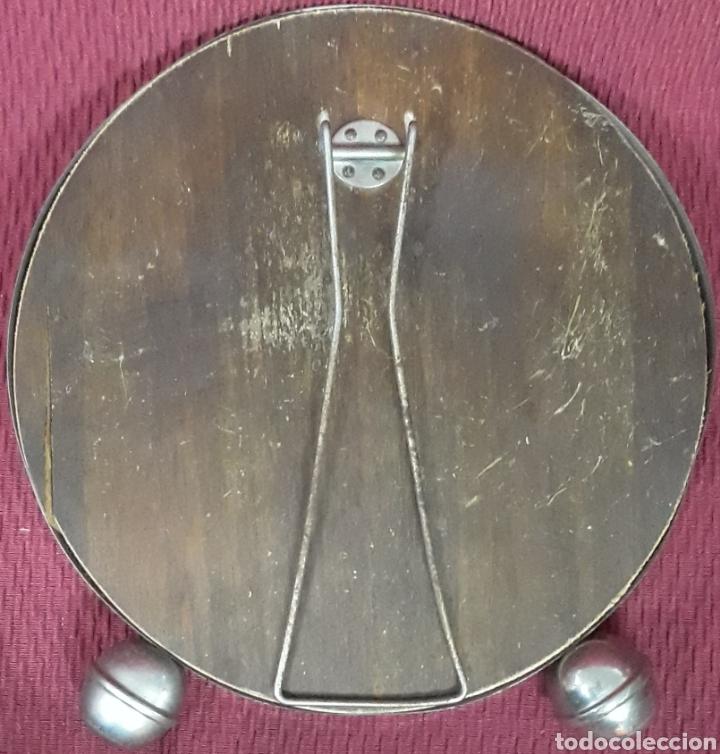 Antigüedades: Espejo tocador vintage - Foto 2 - 220539146