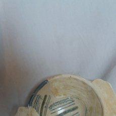 Antigüedades: CUENCO DE MUEL DEL SIGLO XVI. Lote 220553705