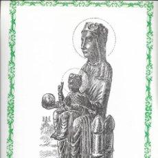 Antigüedades: GOIGS EN LLOANÇA DE LA MARE DE DEU DE MONTSERRAT. AÑO 1979. Lote 220594338