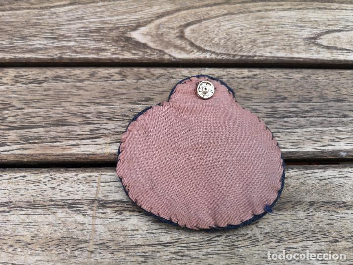 Antigüedades: EJERCITO DEL AIRE (ESPAÑA) Bordado para Gorra de Uniforme años 70/80 - Foto 2 - 220686316