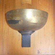 Antigüedades: APLIQUE DE BRONCE. Lote 220696292
