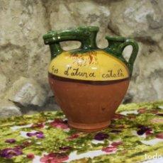 Antigüedades: BOTIJO CASTELLAR DE N HUG. Lote 220720906
