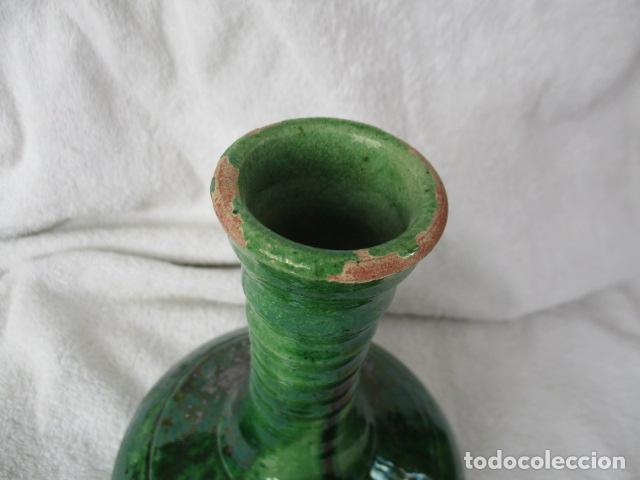 Antigüedades: Lote de 2 piezas de cerámica vidriada de Úbeda- Tito - Foto 11 - 220758035
