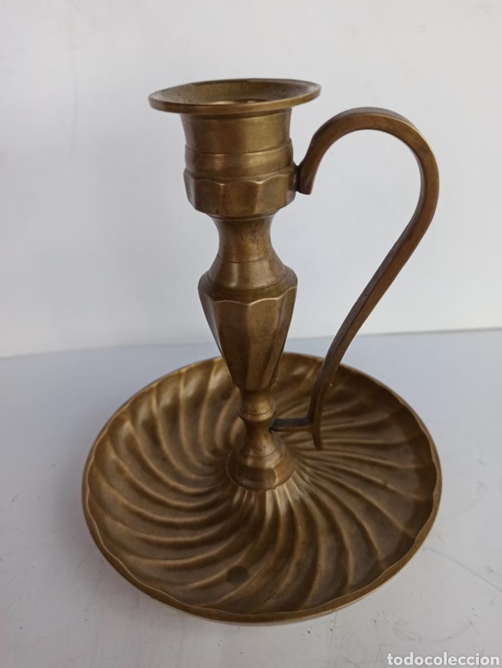 Antigüedades: Palmatoria - Foto 2 - 220778776