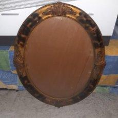 Antigüedades: MARCO MADERA VINTAGE. Lote 220797420