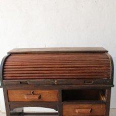 Antigüedades: ESCRITORIO ANTIGUO DE PERSIANA. Lote 220810707