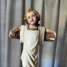 Antigüedades: NIÑO DE LA CRUZ DE OLOT. Lote 220845008