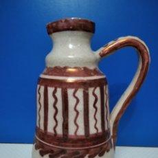 Antigüedades: ANTIGUO JARRÓN DE CERAMICA. Lote 220867001