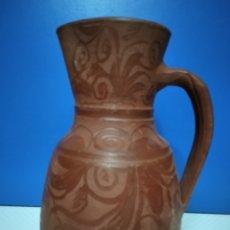 Antigüedades: ANTIGUO JARRÓN DE BARRO.. Lote 220868000