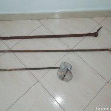 Antigüedades: ALDABAS O POTROS DE PUERTA. Lote 220888678