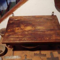 Antigüedades: ANTIGUO ESCRITORIO DE PARED. Lote 220930352
