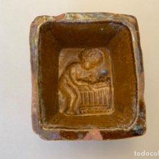 Antigüedades: MOLDE MEMBRILLO CERÁMICA (S.XIX). Lote 220953592