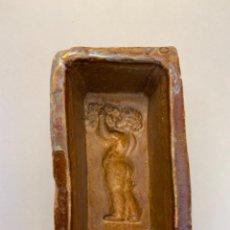 Antigüedades: MOLDE MEMBRILLO CERÁMICA (S.XIX). Lote 220954025