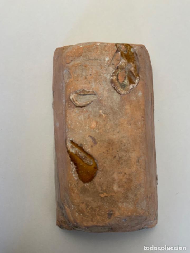 Antigüedades: MOLDE MEMBRILLO CERÁMICA (s.XIX) - Foto 4 - 220954025