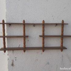 Antigüedades: PEQUEÑA ESTANTERIA. Lote 220975508