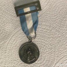 Antigüedades: ANTIGUA MEDALLA CONGRESO MARIANO NACIONAL - AÑO SANTO MARIANO - ZARAGOZA 1953-54. Lote 220993373