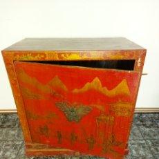 Antigüedades: APARADOR ORIENTAL/ CÓMODA S.XIX CHINA. Lote 221007196