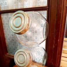 Antigüedades: 2 BOTES - TARROS - CARAMELERAS. Lote 221128350