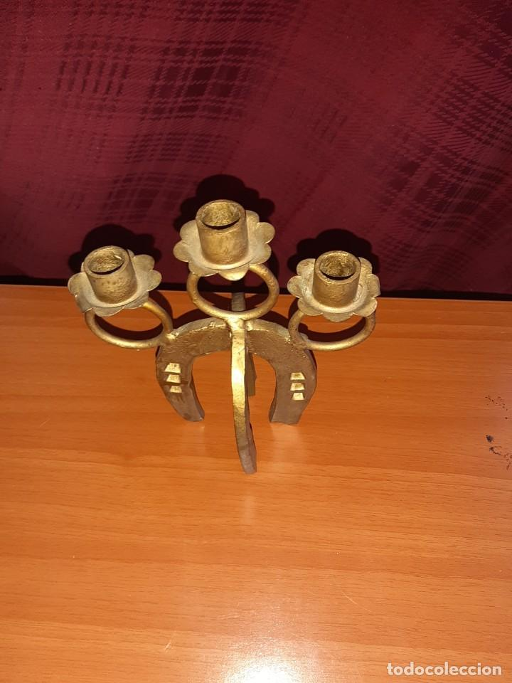 Antigüedades: portavelas - Foto 2 - 221166315