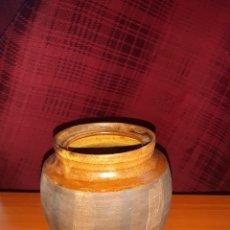 Antigüedades: JARRON BARRO. Lote 221168810