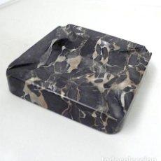 Antigüedades: ANTIGUO CENICERO DE MARMOL. Lote 221260843
