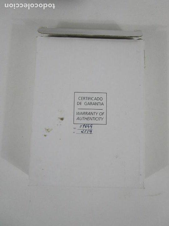 Antigüedades: Porcelana Lladró - La Infancia - Edición Limitada y Numerada - con Certificado y Caja - Foto 10 - 221344877