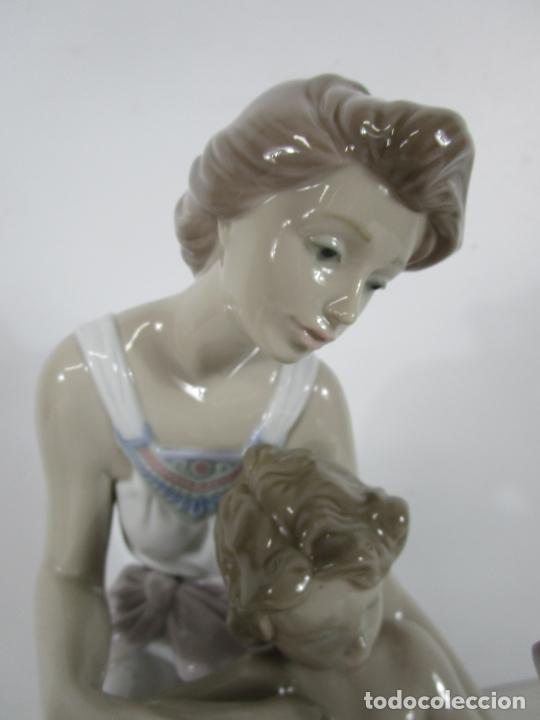 Antigüedades: Porcelana Lladró - La Infancia - Edición Limitada y Numerada - con Certificado y Caja - Foto 15 - 221344877
