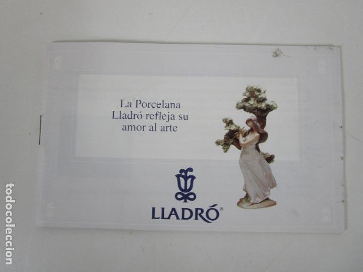 Antigüedades: Porcelana Lladró - La Infancia - Edición Limitada y Numerada - con Certificado y Caja - Foto 26 - 221344877