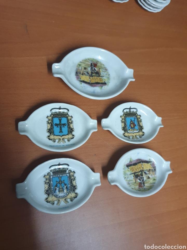 Antigüedades: Ceniceros asturias - Foto 2 - 221359503