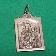 Antigüedades: PRECIOSA Y ANTIGUA MEDALLA DE SAN JOSE DE LA MONTAÑA PP.SG.XX.. Lote 221436768