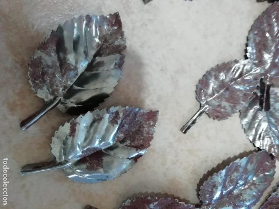 Antigüedades: lote de 62 hojas de chapa - Foto 3 - 221448397
