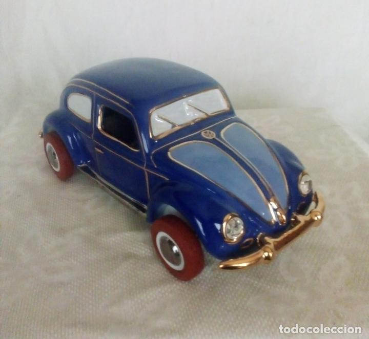Antigüedades: WOLKSWAGEN BEETLE 1955 - PORCELANAS PRISE COLLECTION (SEGOVIA). - Foto 2 - 221456207